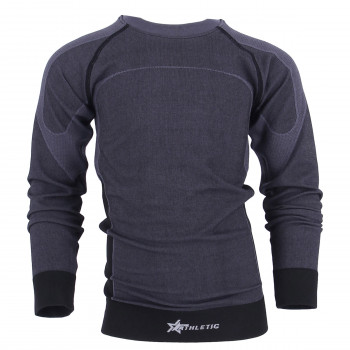 KIDS SKI UNDERWEAR LONG SLEEVE T-SHIRT