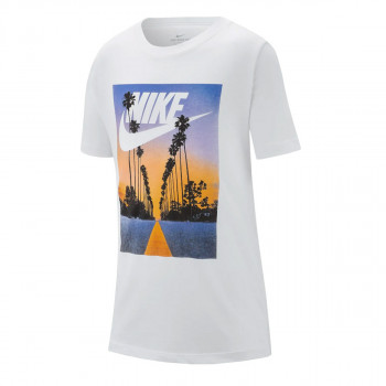NIKE B NSW TEE PALM TREE+FUTURA