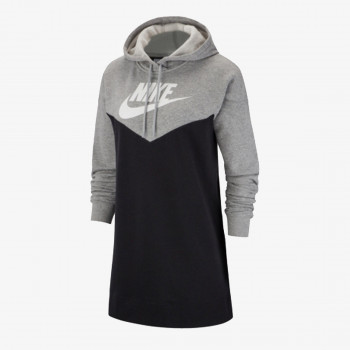 NIKE W NSW HRTG HOODIE DRESS SB