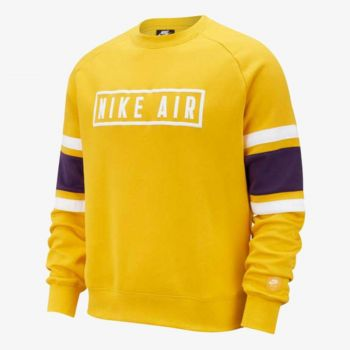 NIKE M NSW NIKE AIR CREW FLC