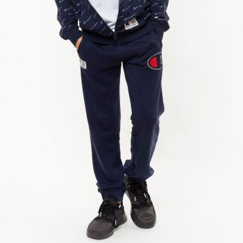 CHAMPION BOYS ALL OVER RIB CUFF PANTS