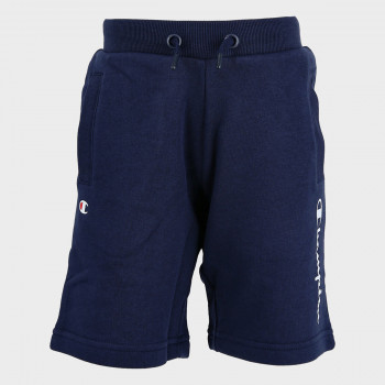 CHAMPION BOYS PRINT LOGO SHORTS