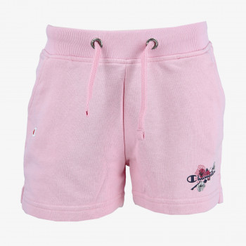 CHAMPION GIRLS FLOWER SHORTS