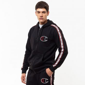 CHAMPION ALL OVER FULL ZIP HOODY