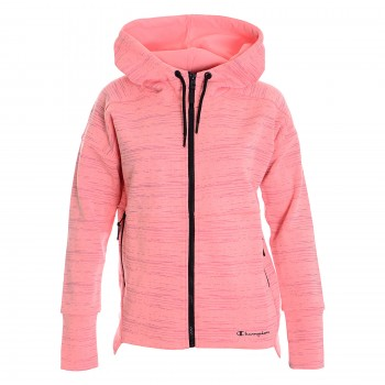 CHAMPION TECH LADY FULL ZIP HOODY