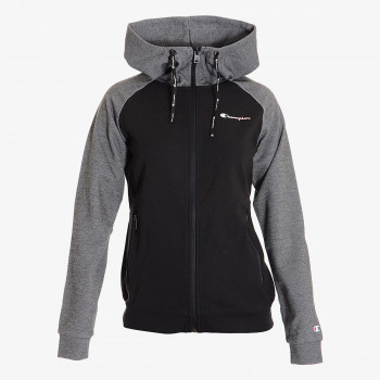 CHAMPION LADY TECH BLOCK FULL ZIP HOODY