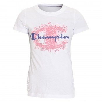 CHAMPION GIRL LOGO T-SHIRT