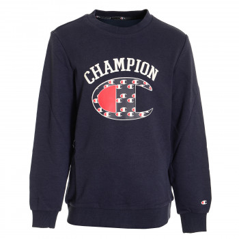CHAMPION URBAN LOGO CREWNECK