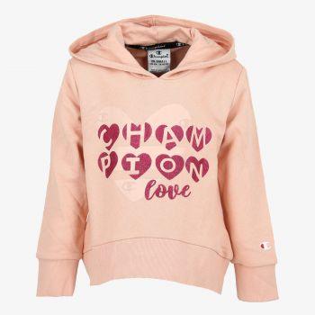 CHAMPION HEARTS HOODY
