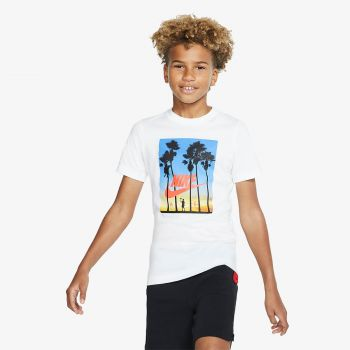 NIKE B NSW TEE NIKE AIR SUNSET