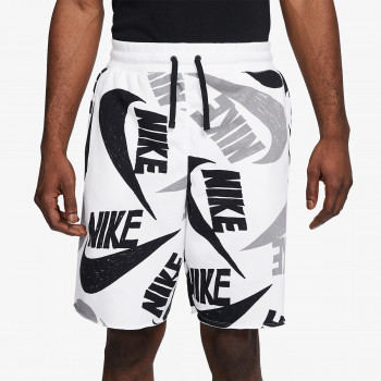 NIKE M NSW CE SHORT FT AOP 1