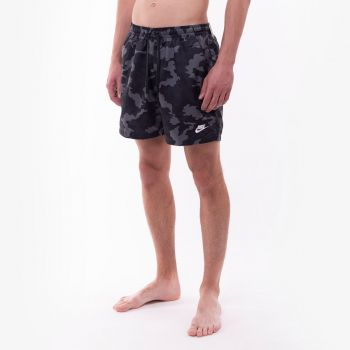 M NSW CE SHORT WVN FLOW CAMO