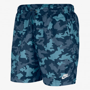 NIKE M NSW CE SHORT WVN FLOW CAMO