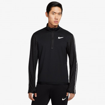 NIKE M NK WILD RUN ELEMENT TOP LS