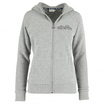 ELLESSE LADIES ITALIA FULL ZIP HOODY