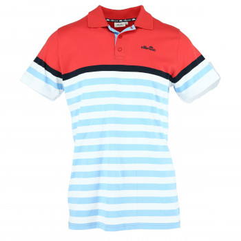 ELLESSE MENS ITALIA POLO T-SHIRT