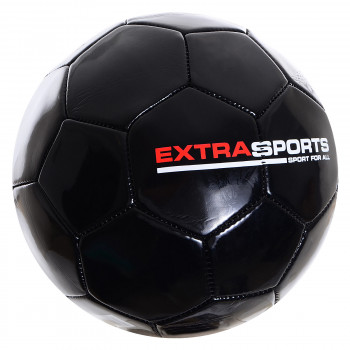 EXTRA SPORT FOOTBALL BLACK 5