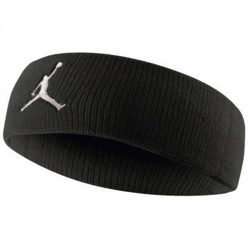 NIKE JORDAN JUMPMAN HEADBAND BLACK/WHITE