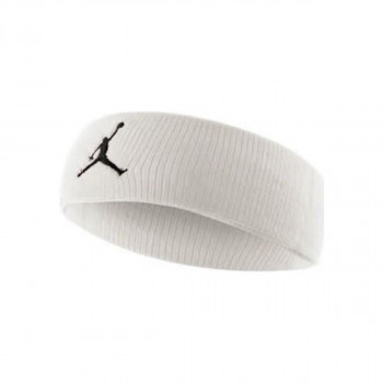 NIKE JORDAN JUMPMAN HEADBAND WHITE/BLACK