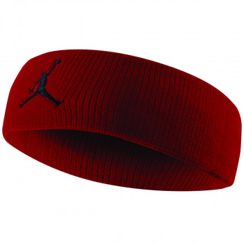 NIKE JORDAN JUMPMAN HEADBAND GYM RED/BLACK