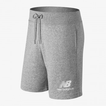NEW BALANCE ESSENTIALS STACKED LOGO SHORT
