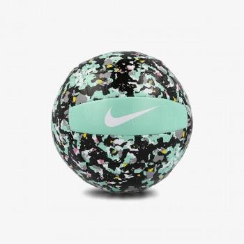 NIKE NIKE SKILLS VOLLEYBALL BLACK/MAGIC FLAMI