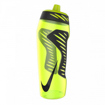 NIKE NIKE HYPERFUEL WATER BOTTLE 24OZ VOLT/BL
