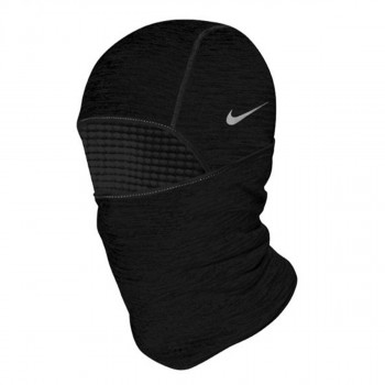 NIKE NIKE RUN THERMA SPHERE HOOD 3.0 BLACK/SI