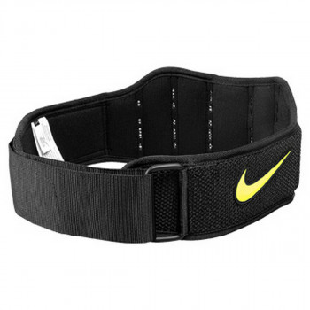 NIKE NIKE STRUCTURED TRAINING BELT 2.0 S BLAC