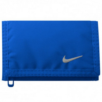 NIKE NIKE BASIC WALLET GAME ROYAL/WHITE