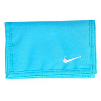 NIKE NIKE BASIC WALLET GAMMA BLUE/WHITE