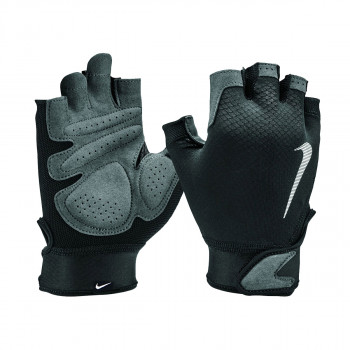 NIKE NIKE MEN'S ULTIMATE FITNESS GLOVES BLACK