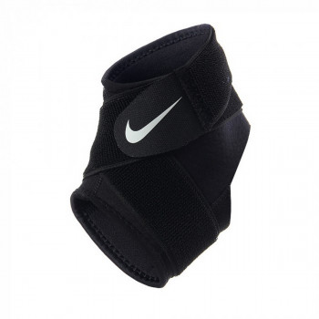 NIKE NIKE PRO ANKLE WRAP 2.0 S BLACK/WHITE