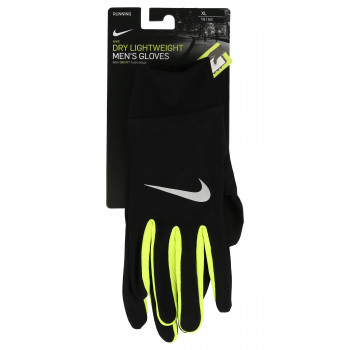 NIKE NIKE MEN'S LIGHTWEIGHT TECH RUNNING GLOV
