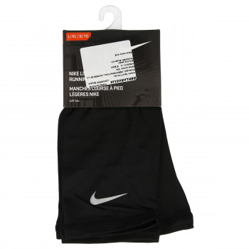NIKE NIKE LIGHTWEIGHT RUNNING SLEEVE L/XL BLA