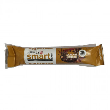 PHD NUTRITION Smart bar-Caramel Crunch 64g