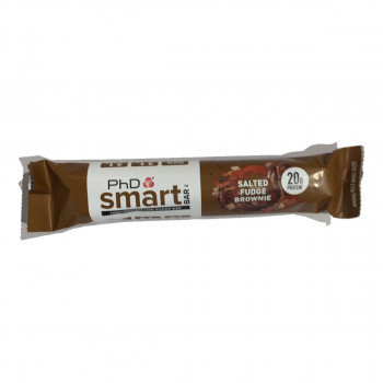PHD NUTRITION Smart bar-Salted Fudge Brownie 64g