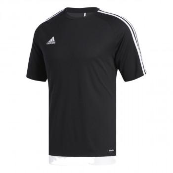 adidas ESTRO 15 JSY BLACK/WHITE