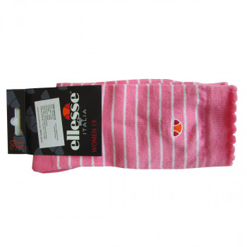 ELLESSE 1 PPK COTTON WOMEN SOCK WITH EMBROIDERY