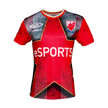 UMBRO ESPORTS RED STAR JERSEY