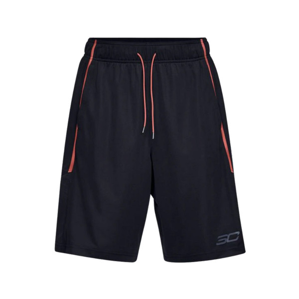 UNDER ARMOUR SC30 CORE LOGO 10in SHORT