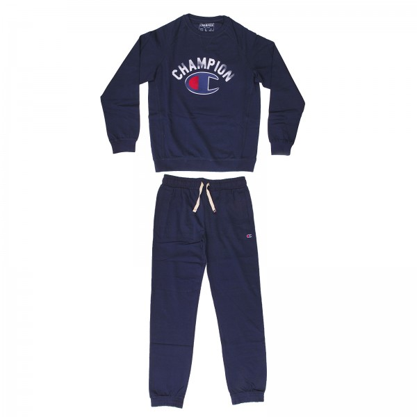 CHAMPION CREWNECK SUIT