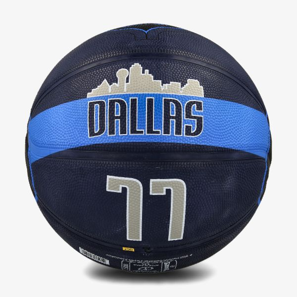 Signature Ball Doncic 77