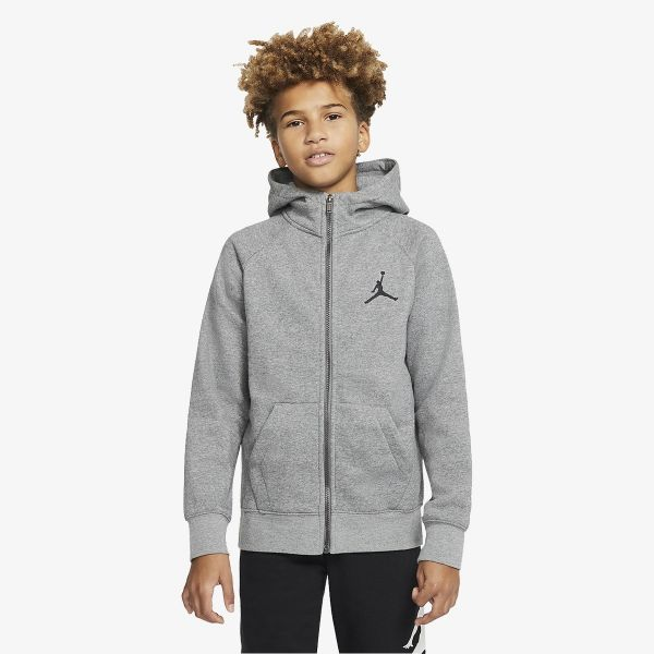 NIKE JDB JUMPMAN FLEECE FULL ZIP