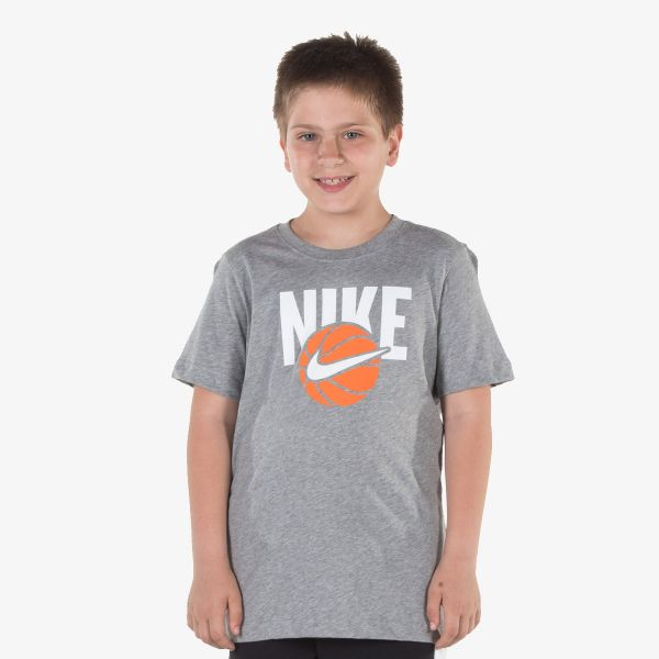 NIKE B NSW TEE BASKETBALL BALL