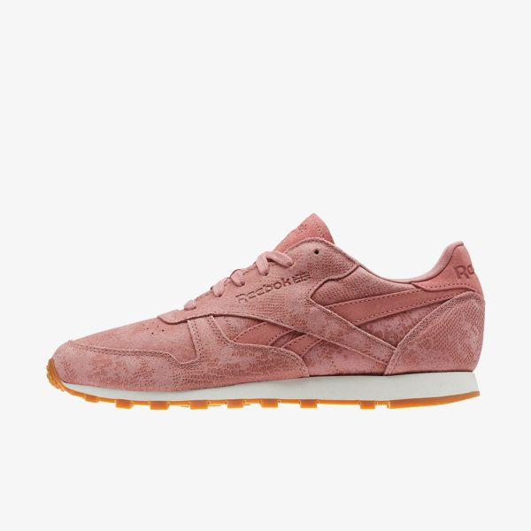Reebok CL LTHR CLEAN EXOTICS