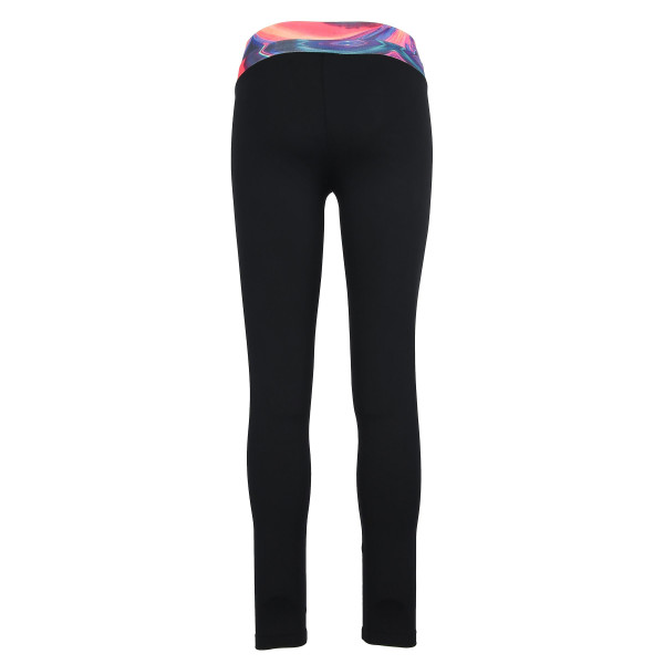 CHAMPION GYM  PRINTED WAIST LEGGINGS