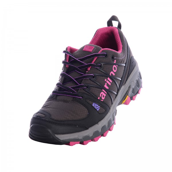 KARRIMOR PYRAMID II LADIES BLACK/PURPLE