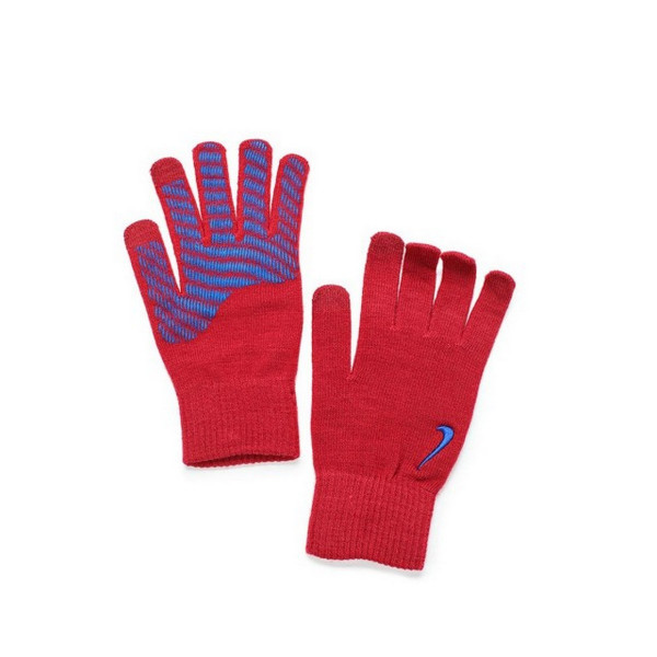NIKE NIKE KNITTED TECH AND GRIP GLOVES S/M ST