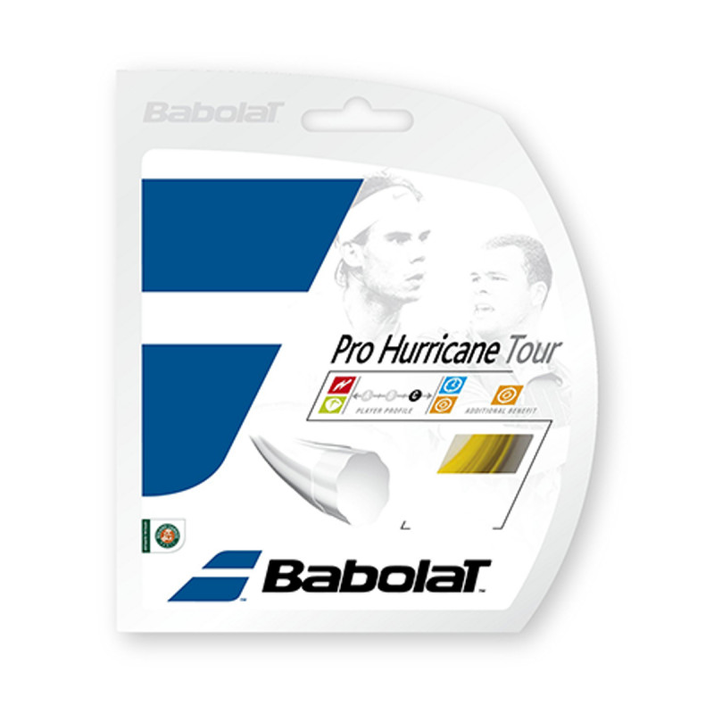 BABOLAT PRO HURRICANE TOUR 12M 130MM